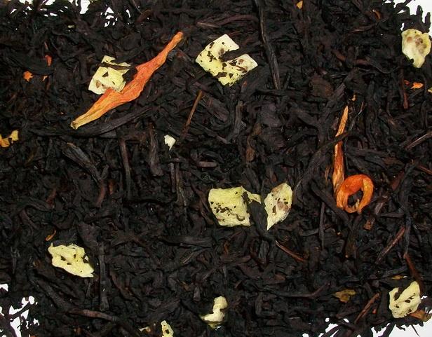 Чай с бергамотом оздоровит сердце