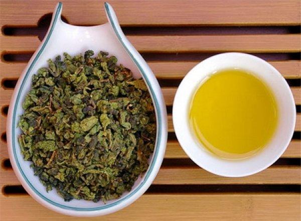 Бирюзовый чай для красоты и здоровья
