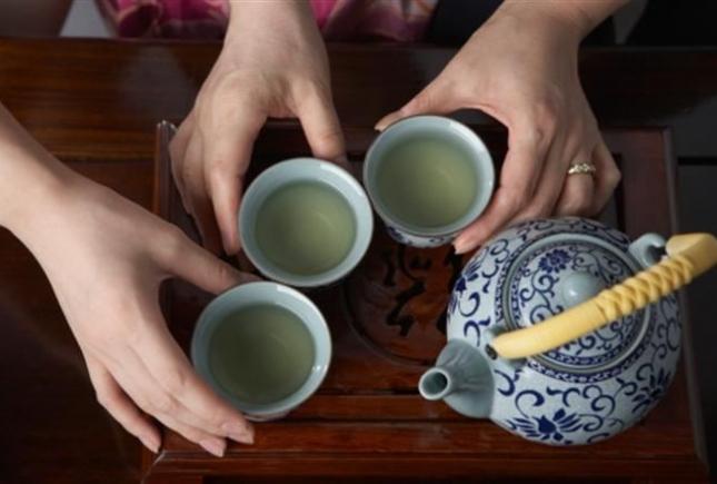 Зеленый чай вреден во время похмелья