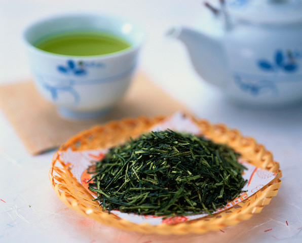Зеленый чай принесет пользу вашему сердцу