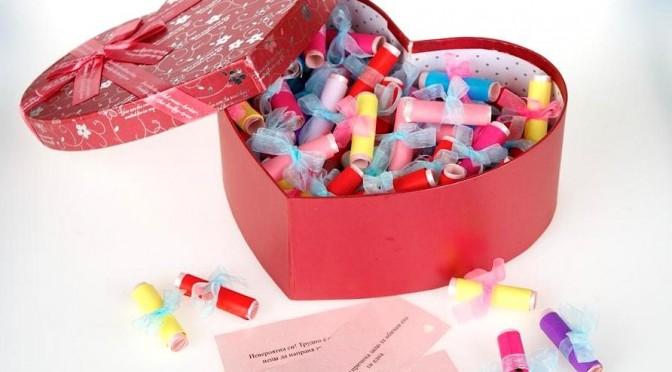 Какой подарок подарить на День Святого Валентина?
