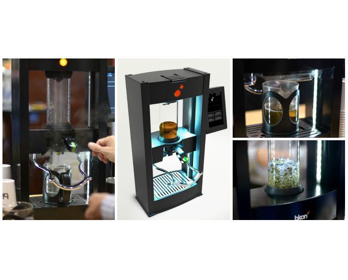 BKON недавно запустила новый высокотехнологичный способ приготовления чая