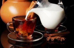 Чай с молоком спасет от рака