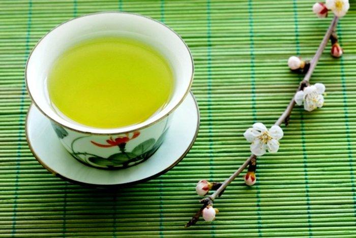 Полезная информация о зеленом чае