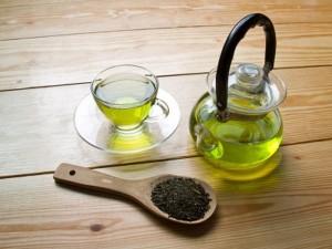Лучшие добавки к зеленому чаю