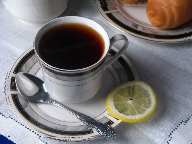 Чай поможет снять зуд от укусов насекомых