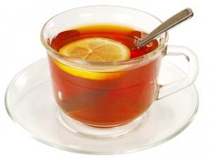 Чай с лимоном поможет поправить здоровье после праздников