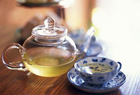 Зеленый чай восстановит гормональный баланс