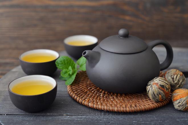 Зеленый чай крайне вреден для зубов