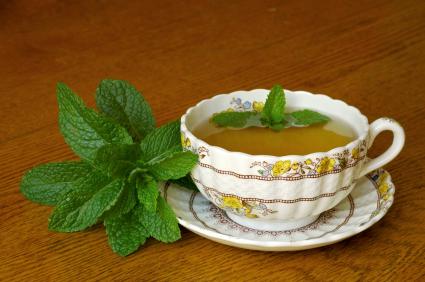 Расслабляющий чай из трав ченьзен