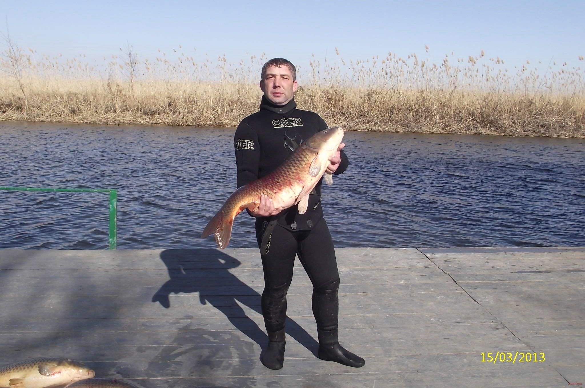 Рай для рыбаков круглый год
