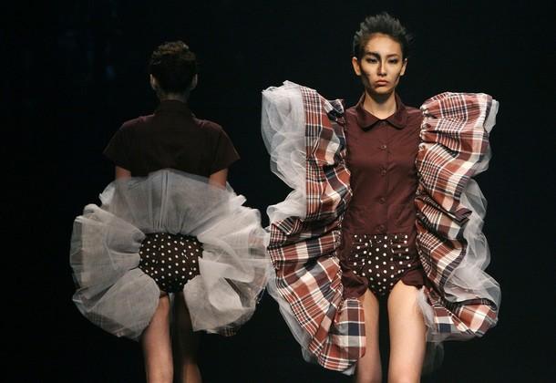 Модные тенденции Китая
