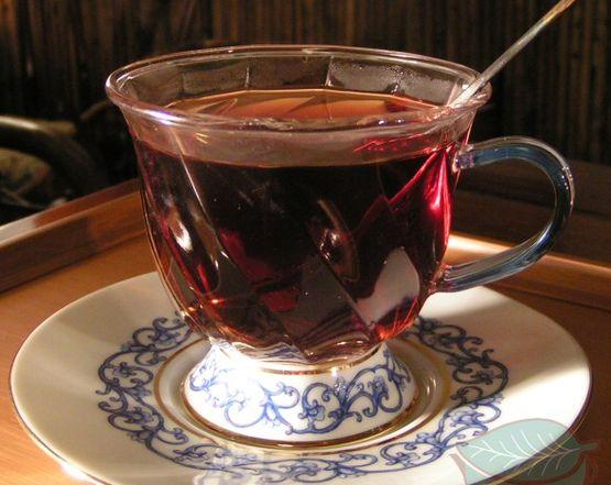 Душистый чай хорош и в жару, и в холод