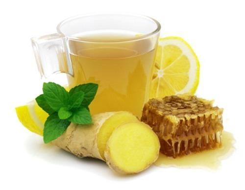 Имбирный чай поможет улучшить иммунитет