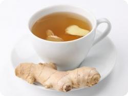 Основные преимущества имбирного чая