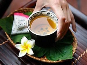Травяной чай взамен обычного