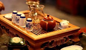 Благородство чайной церемонии Гунфу Ча