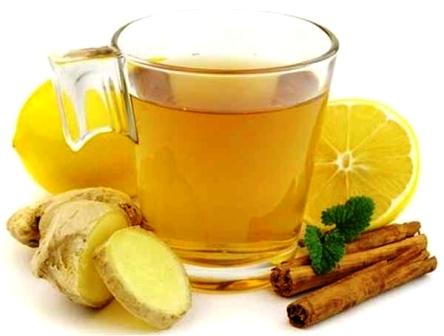 Особенности приготовления имбирного чая