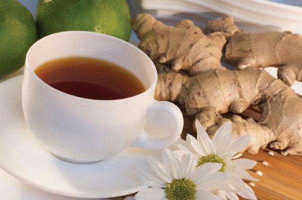 Вся польза чая с имберем