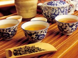 Чай — один из наиболее распространенных тонизирующих напитков