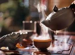 Проводим чайную церемонию