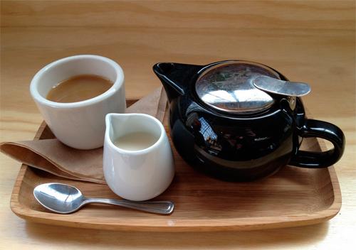 Чай с молоком ускорит темпы похудения