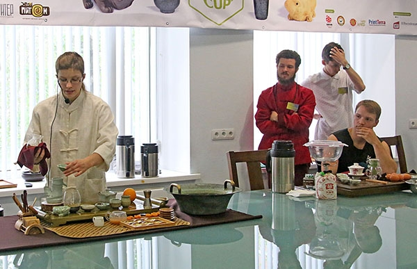 В Екатеринбурге прошел отборочный тур национального чемпионата по приготовлению чая «Tea Masters Cup»