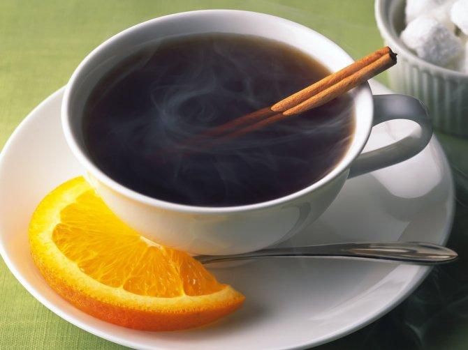 Крепкий чай может навредить сердцу