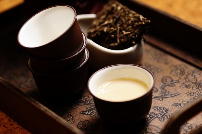 Готовим калмыцкий чай с солью джомба