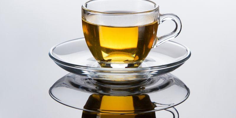 Зеленый чай поможет похудеть