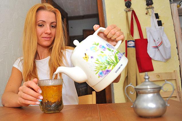 Рецепт липового чая по-немецки