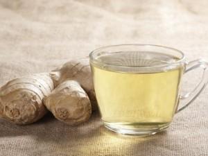 Готовим имбирный чай для иммунитета