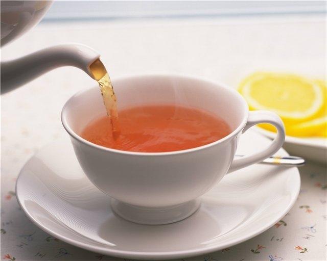 Готовим вкусный и полезный чай