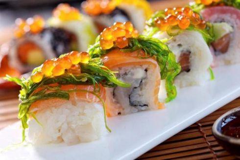 Польза для здоровья такого блюда как суши