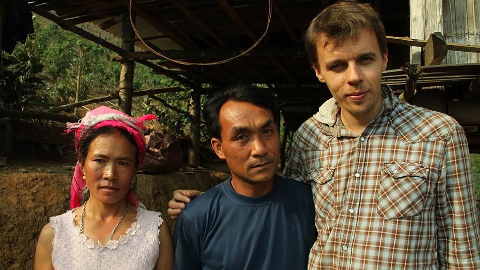 Как русские пришли в Лаос со своим чаем