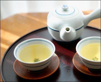 Чай поможет сохранить красоту