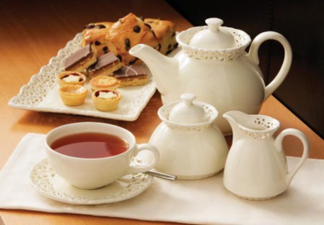 Алтайцы провели праздник чая