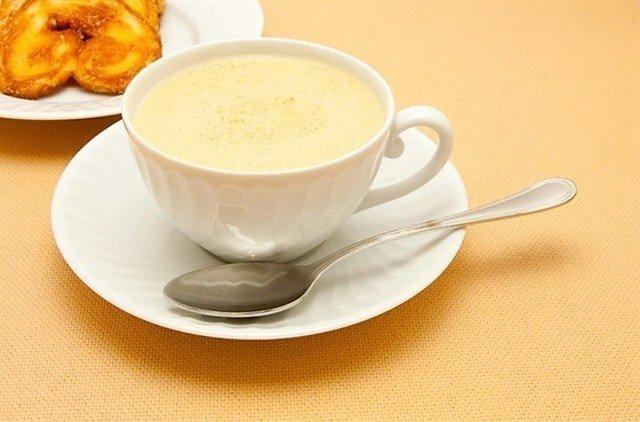 Несколько слов о латте с чаем