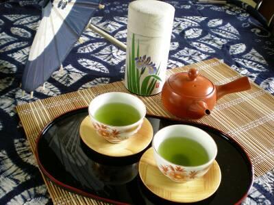 Зеленый чай и все его особенности