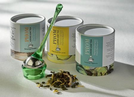 Компания PHOM выпускает на рынок новый чай
