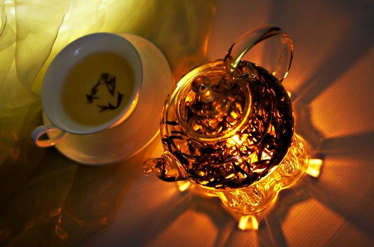 Чай поможет при уходе за кожей лица