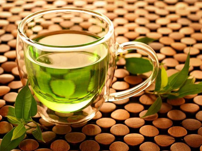 Зеленый чай поможет устранить ожирение