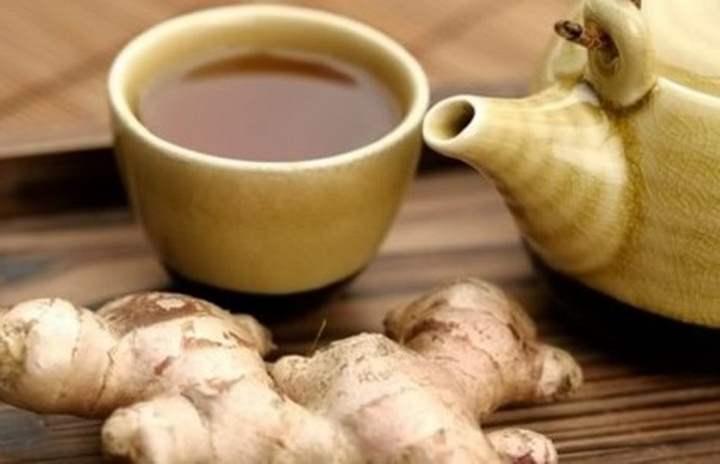 Имбирный чай избавит от токсикоза