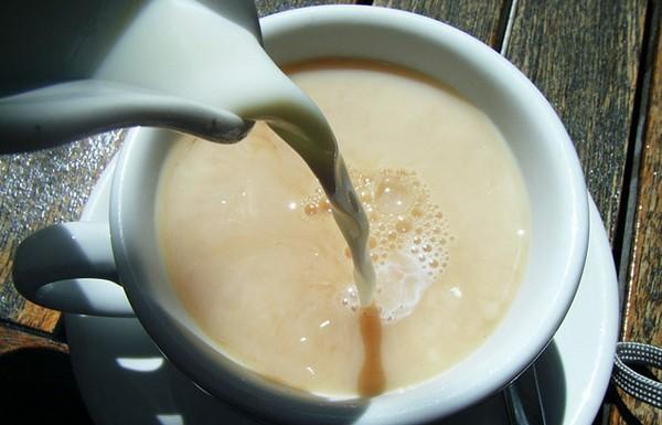 Чай с молоком облегчит похудение