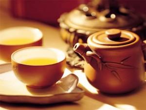 Зеленый чай-лучшая защита спинного мозга