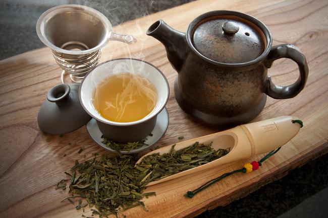 Зеленый чай-лучшая защита спинного мозга от различных заболеваний