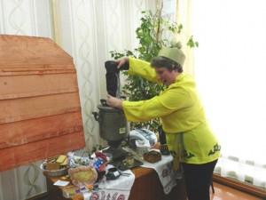 «Томская Писаница» проведет праздник сибирского самовара