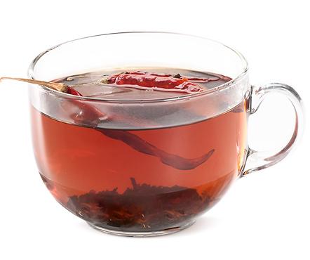 Чай с перцем поможет согреться