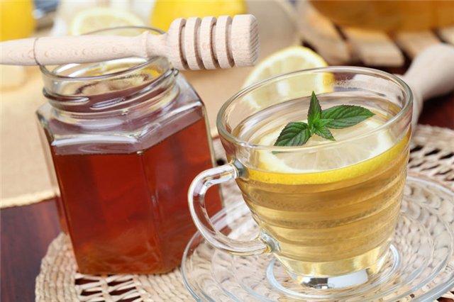 Чай с медом сможет защитить глаза от компьютерного излучения