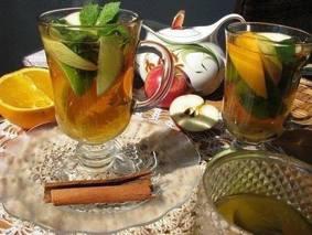 Имбирный чай крайне полезен